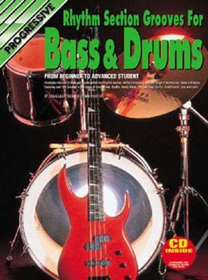 Rhythm Section Grooves Bass/Drums Bk/CD: From Beginner to Advanced Student  by  Steve Sher