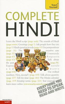 Complete Hindi. By Rupert Snell And Simon Weightman Rupert Snell