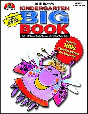 Kindergarten Big Book  by  Lisa Marty