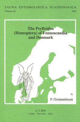 The Psylloidea Frej Ossiannilsson