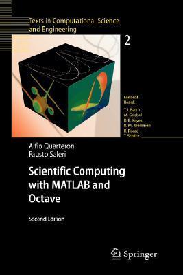 Introduzione Al Calcolo Scientifico: Esercizi E Problemi Risolti Con Matlab (Unitext / La Matematica Per Il 3+2)  by  Alfio Quarteroni
