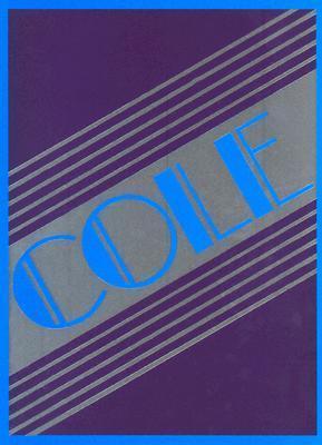 Cole: Biographical Essay Brendan Gill