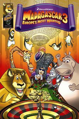 Madagascar Digest Prequel: Long Live the King! David Server