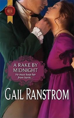 A Rake Midnight (Hunter Brothers #4) by Gail Ranstrom