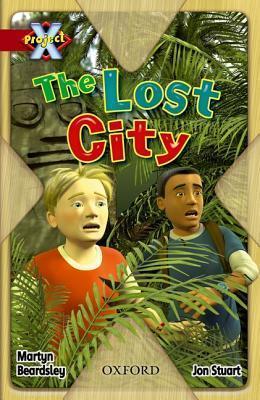 The Lost City. Martyn Beardsley Martyn Beardsley