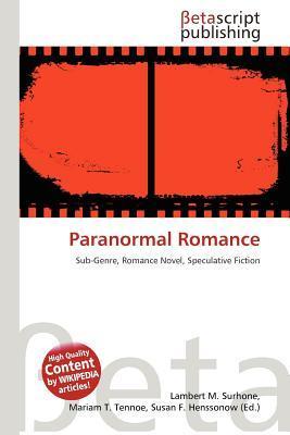 Paranormal Romance NOT A BOOK