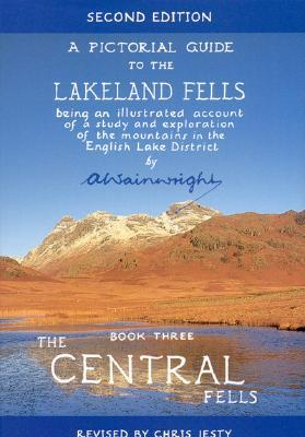 The Central Fells Second Edition  by  A. Wainwright