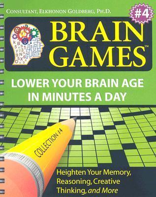 Brain Games #4  by  Elkhonon Goldberg