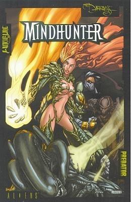 Aliens/Witchblade/Darkness/Predator: Mindhunt  by  David Quinn