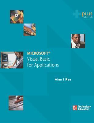 The +Plus Series Visual Basic for Applications  by  Alan I. Rea