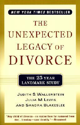 Second Chances: Men, Women and Children a Decade After Divorce  by  Judith S. Wallerstein