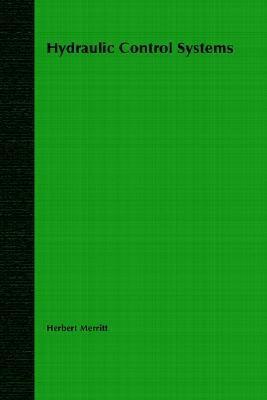 Hydraulic Control Systems Herbert E. Merritt