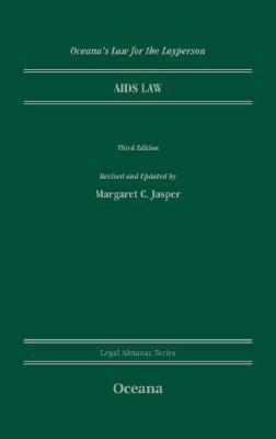 AIDS Law Margaret C. Jasper