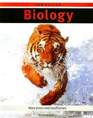 Biology  by  Mary Jones