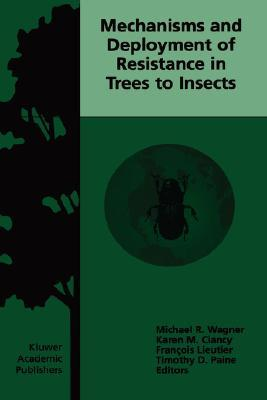 Bark and Wood Boring Insects in Living Trees in Europe, a Synthesis  by  François Lieutier