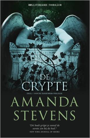 De crypte (De Dodenrijk-trilogie, #1)  by  Amanda Stevens
