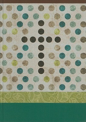 Polka Dot Cross Journal  by  Christian Art Gifts