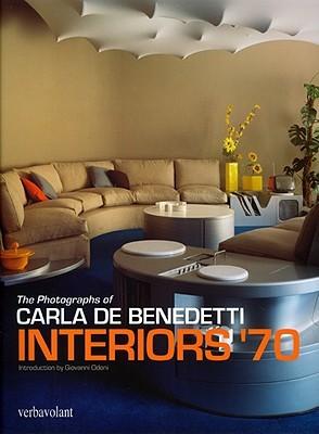 Interiors 70: Carla de Benedetti  by  Giovanni Odoni
