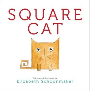 Square Cat Elizabeth Schoonmaker