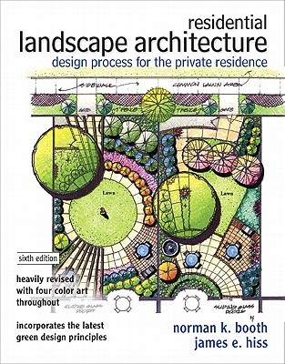 Basic Elements of Landscape Architectural Design  by  Norman K. Booth