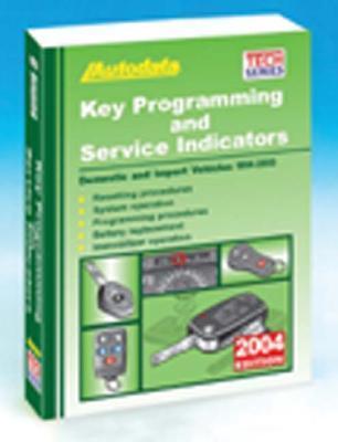 2004 Key Programming and Service Indicators (1994-03)  by  Autodata