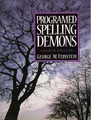 Programed Spelling Demons  by  George W. Feinstein