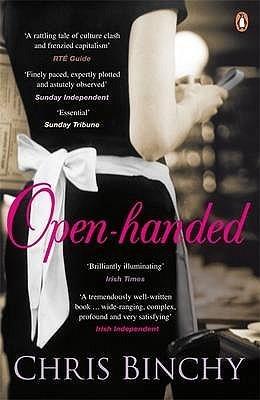 Open-Handed Chris Binchy