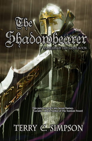 The Shadowbearer (Aegis of The Gods, #1.5)  by  Terry C. Simpson