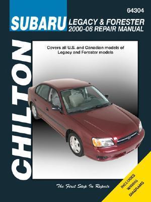 Subaru Legacy & Forester 2000 06  by  Robert Maddox