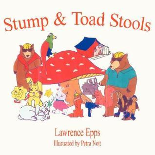Stump and Toad Stools  by  Lawrence Epps