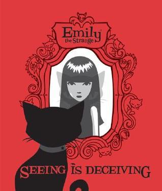 Emilys Seeing Is Deceiving (Emily the Strange Graphic novels, #4) Cosmic Debris