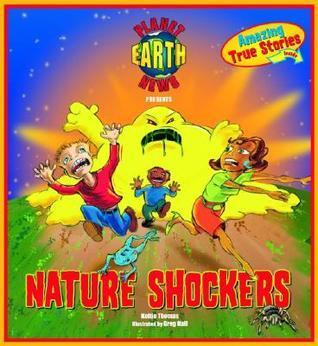 Planet Earth News Presents: Nature Shockers Keltie Thomas