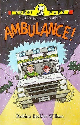 Ambulance!  by  Robina Beckles Willson