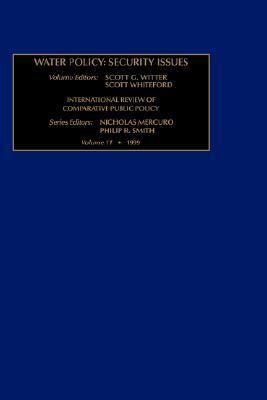 Water Policy: Security Issues (International Review of Comparative Public Policy)  by  S.G. Witter