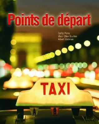 Points de Depart Cathy Pons