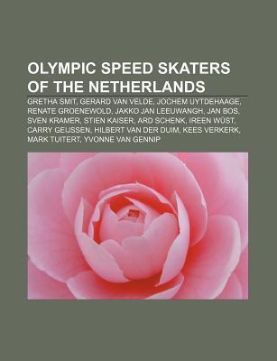 Olympic Speed Skaters of the Netherlands: Gretha Smit, Gerard Van Velde, Jochem Uytdehaage, Renate Groenewold, Jakko Jan Leeuwangh, Jan Bos  by  Source Wikipedia
