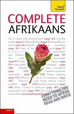Complete Afrikaans with Two Audio CDs: A Teach Yourself Guide  by  Lydia McDermott