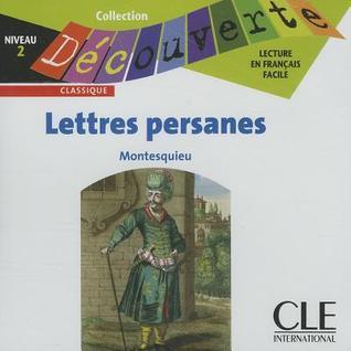 Les Lettres Persanes Montesquieu