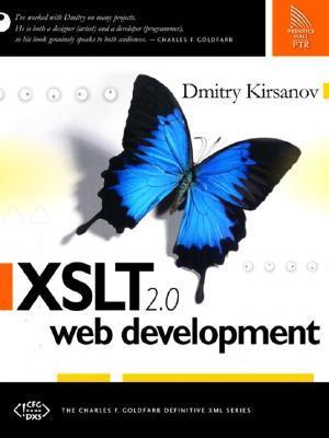 XSLT 2.0 Web Development Dmitry Kirsanov