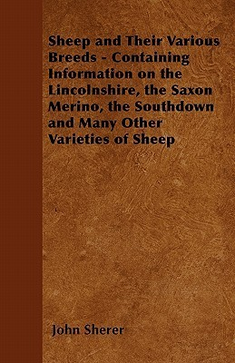 Sheep and Their Various Breeds - Containing Information on the Lincolnshire, the Saxon Merino, the Southdown and Many Other Varieties of Sheep John Sherer