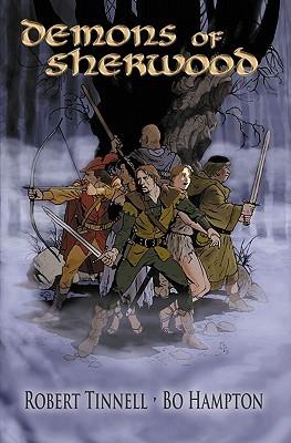 Demons of Sherwood  by  Bo Hampton