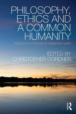 Ethical Encounters: The Depth of Moral Meaning Christopher Cordner