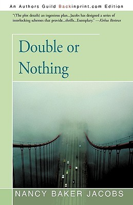 Double or Nothing Baker Jacobs Nancy Baker Jacobs
