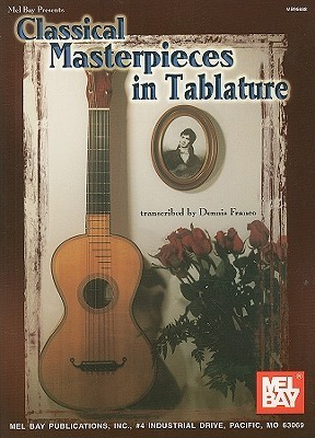 Classic Guitar in Tablature, Vol. 2  by  Dennis Franco