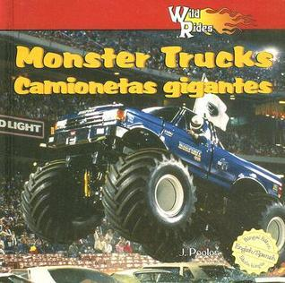 Monster Trucks/Camionetas Gigantes  by  J. Poolos