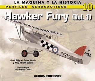 Hawker Fury Volume 1  by  Jose Miguel Sales Lluch
