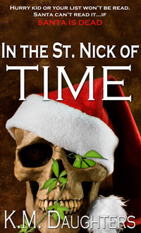 In the Saint Nick of Time  by  K.M. Daughters