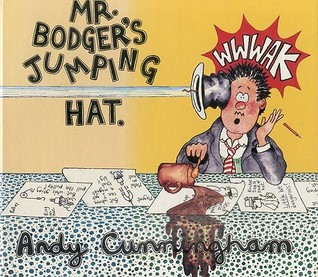 MR Bodgers Jumping Hat Andy Cunningham