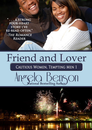 Friend and Lover Angela Benson