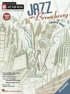 Jazz on Broadway: 10 Favorite Songs [With CD]  by  Mark Taylor